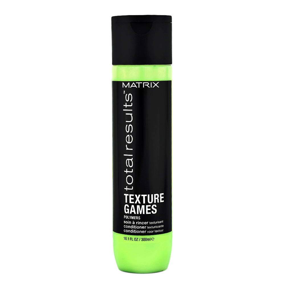 Matrix Total Results Texture games Polymers Après-shampooing 300ml