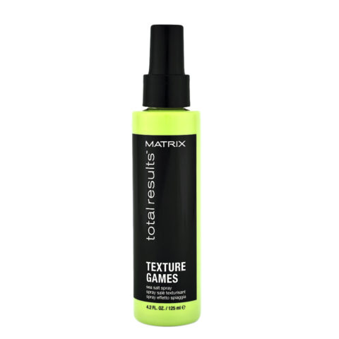 Matrix Total Results Texture games Sea salt spray - texturisant léger 145ml