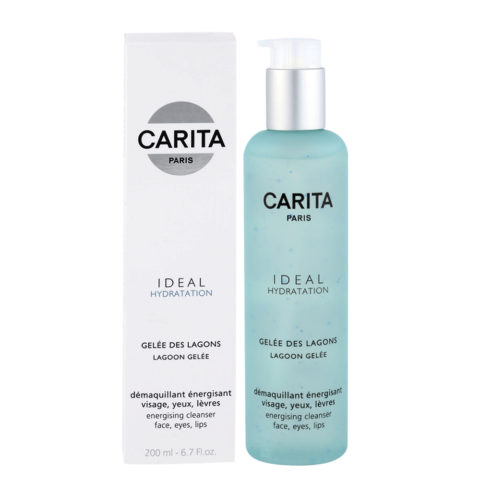 Carita Skincare Ideal hydratation Gelee des lagons 200ml