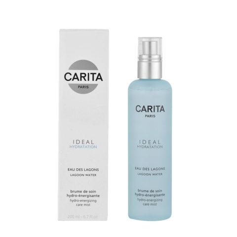 Carita Skincare Ideal hydratation Eau des lagons 200ml - brume de soin hydro énergisante