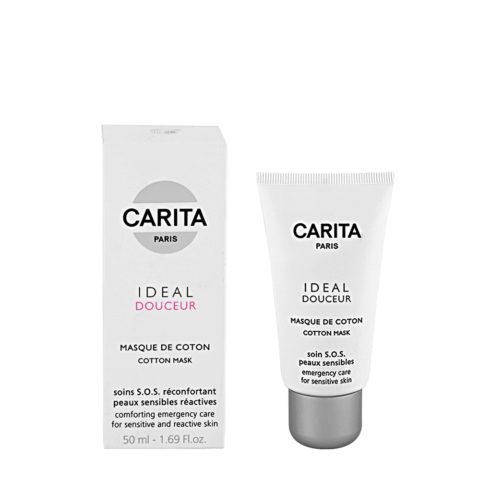 Carita Skincare Ideal douceur Masque de coton 50ml