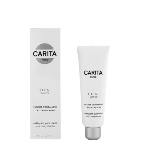 Carita Skincare Ideal white Mousse cristalline 125ml