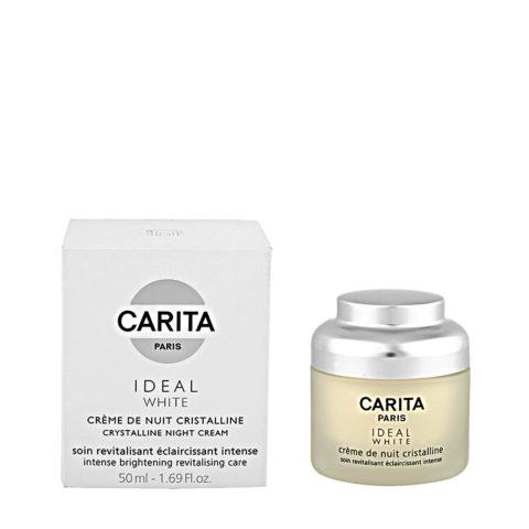 Carita Skincare Ideal white Creme de nuit cristalline 50ml