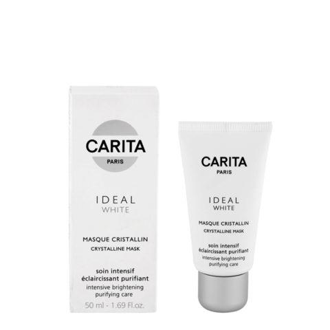 Carita Skincare Ideal white Masque cristallin 50ml