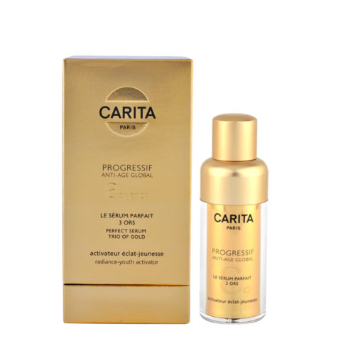 Carita Skincare Progressif Anti-age global Le serum parfait 3 ors 30ml