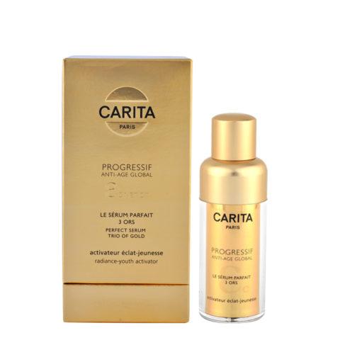 Carita Skincare Progressif Anti-age global Le serum parfait 3 ors 30ml