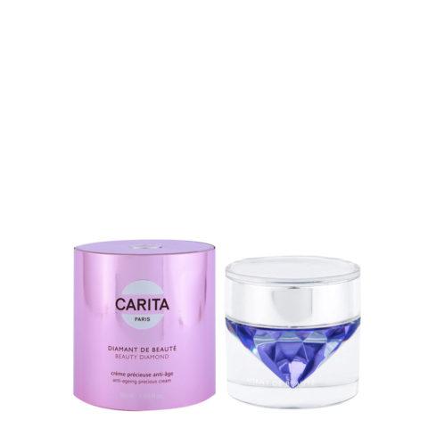 Carita Skincare Soin d'exception Diamant de beauté Crème Précieuse anti-âge 50ml