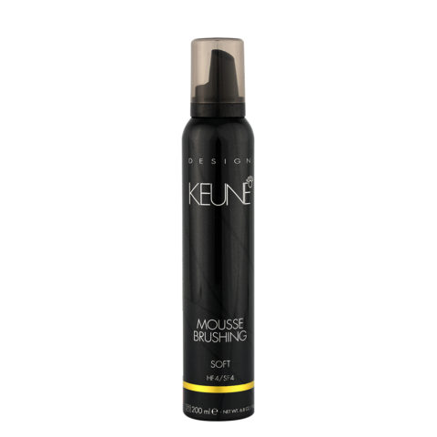 Keune Design Styling volume Mousse brushing soft 200ml