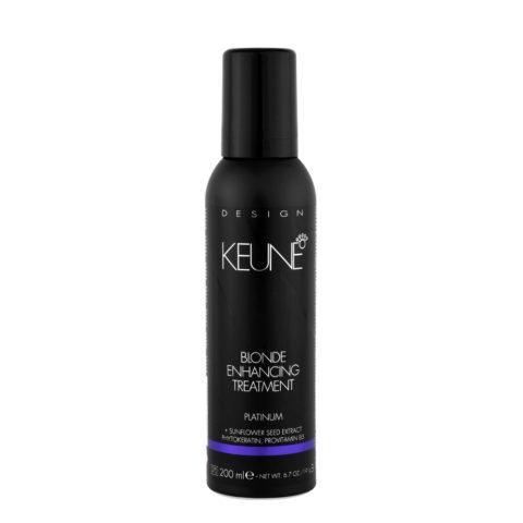 Keune Design Color care Blonde enhancing treatment 200ml