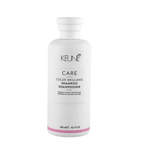 Keune Care line Color brillianz Shampoo 300ml - Shampooing Cheveux Colorés