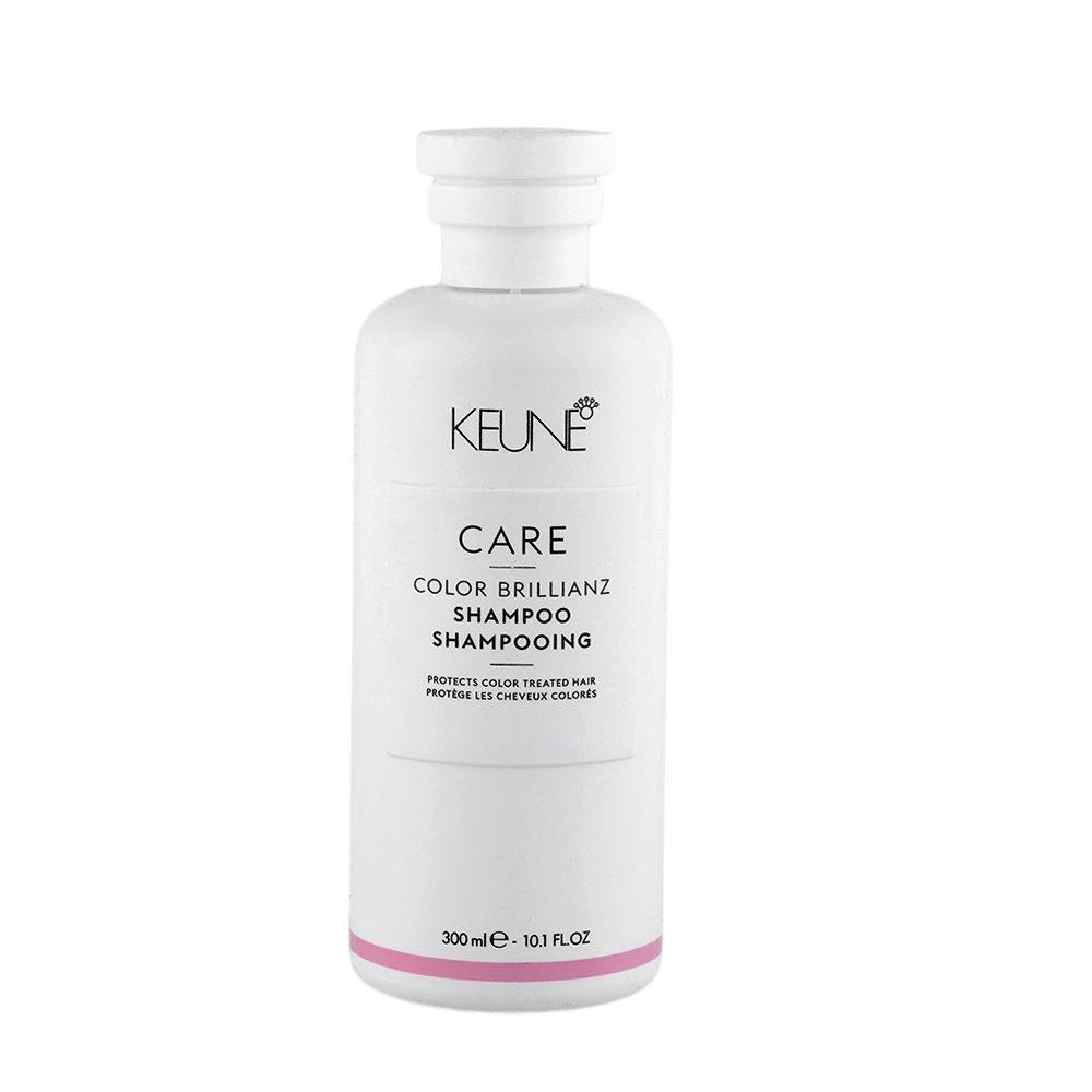 Keune Care line Color brillianz Shampoo 300ml - Shampooing Cheveux Colorés