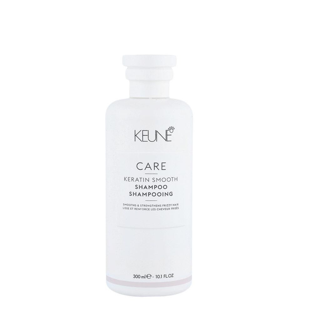 Keune Care line Keratin smooth Shampoo 300ml - Shampooing Anti Frisottis