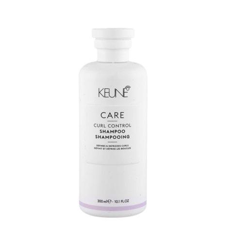Keune Care line Curl Control Shampoo 300ml - Shampooing Cheveux Bouclés