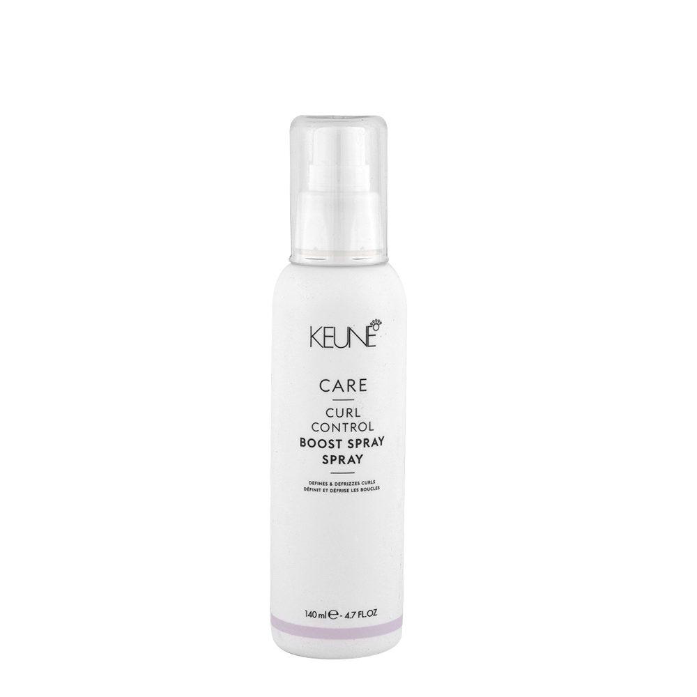 Keune Care line Curl Control Boost Spray 140ml - Spray Anti - Frisottis