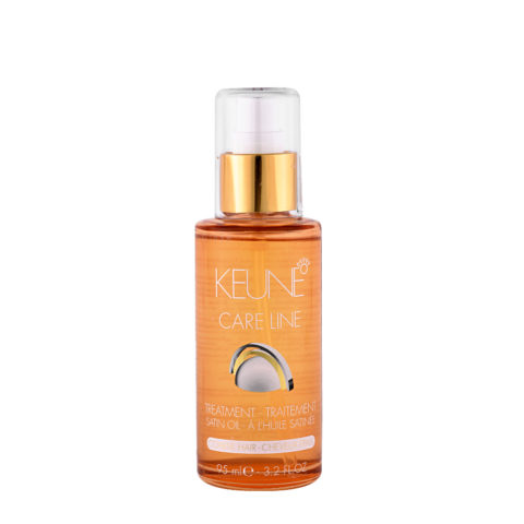 Keune Care line Satin oil Treatment Coarse hair 95ml