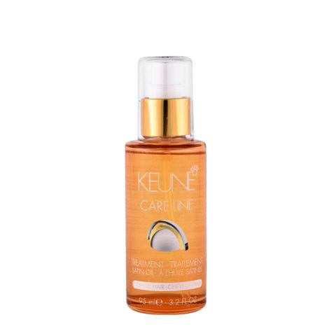 Keune Care line Satin oil Treatment Coarse hair 95ml