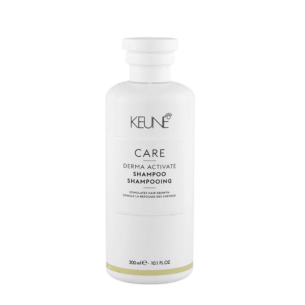 Keune Care line Derma Activate shampoo 300ml - Shampooing Anti Chute