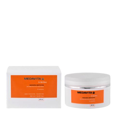 Medavita Lenghts ß-Refibre Reconstructive hair mask pH 2.6  250ml