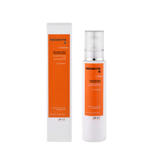 Medavita Lenghts Beta-Refibre Micro-émulsion Reconstructive pH 3.2  150ml