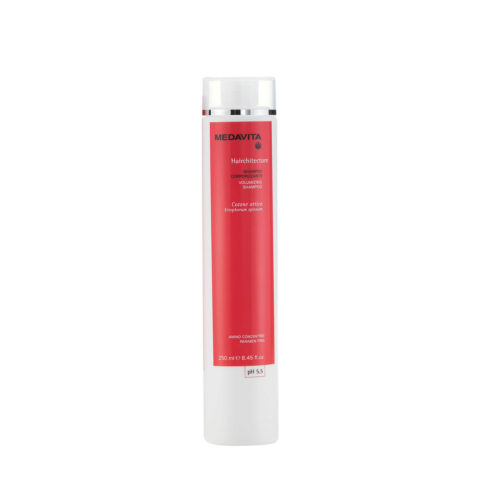 Medavita Lenghts Hairchitecture Volumizing shampoo pH 5.5  250ml