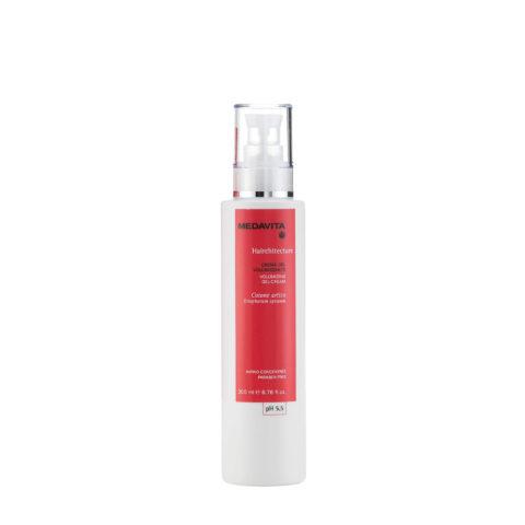 Medavita Lenghts Hairchitecture Volumizing gel-cream pH 5.5  200ml Crème-gel Volumisante
