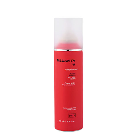 Medavita Lenghts Hairchitecture Mousse légère pH 7.5  200ml