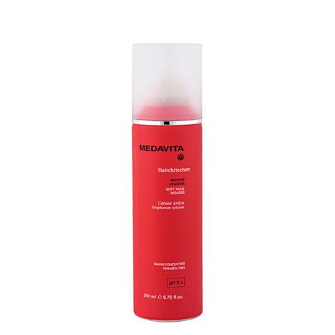 Medavita Lenghts Hairchitecture Mousse légère pH 7.5  200ml