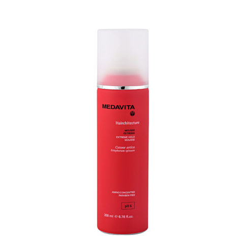 Medavita Lenghts Hairchitecture Mousse extrême pH 6  200ml