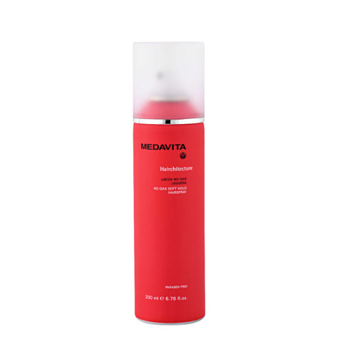 Medavita Lenghts Hairchitecture No-gas soft hold hairspray  200ml