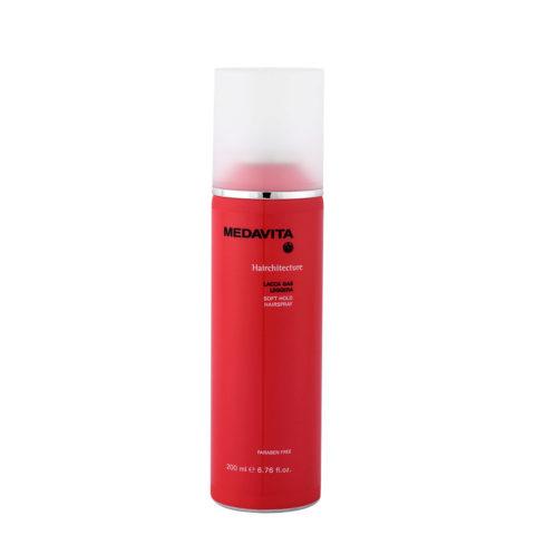 Medavita Lenghts Hairchitecture Laque gaz tenue souple 200ml