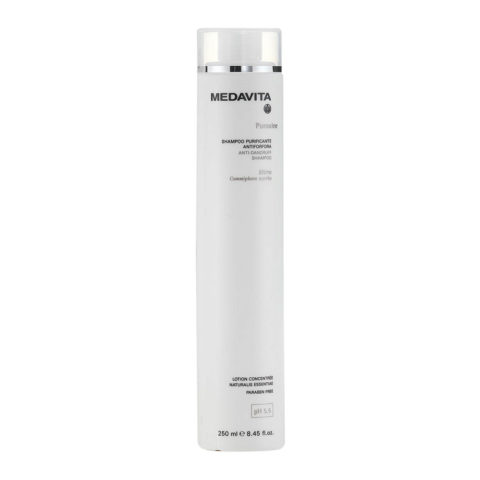 Medavita Cute Puroxine Anti-dandruff shampoo pH 5.5  250ml
