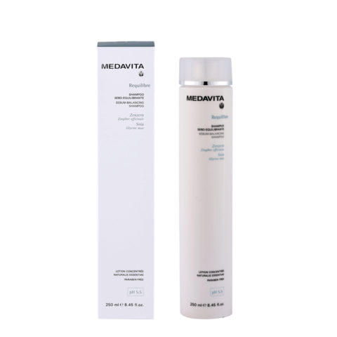 Medavita Cute Requilibre Shampooing sébo-équilibrant pH 5.5  250ml