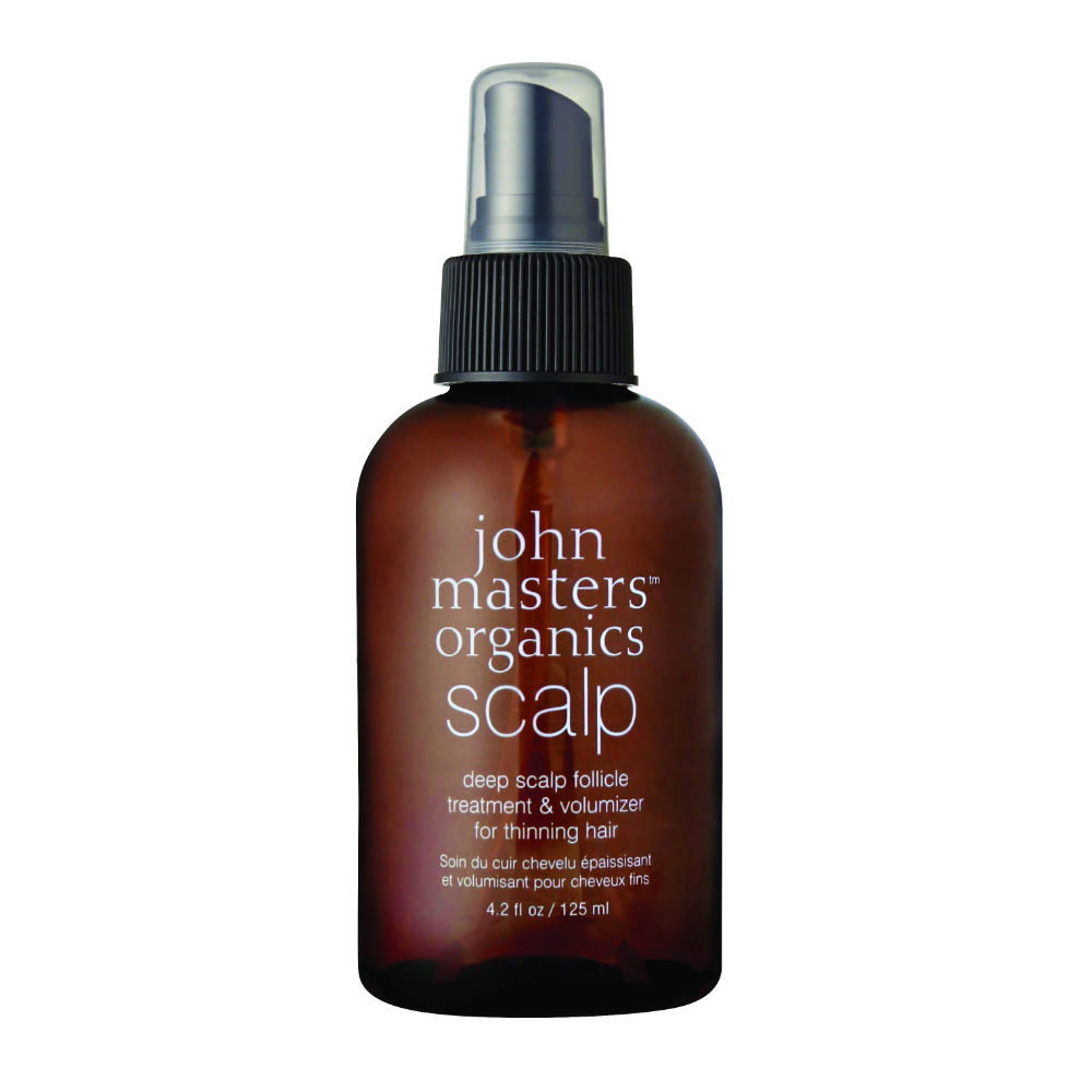 John Masters Organics Haircare Deep Scalp Follicle Treatment & Volumizer 125ml