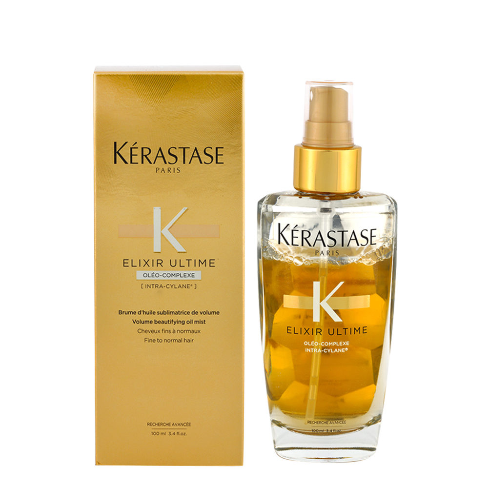 kerastase elixir ultime new huile cheveux fins 100ml hair gallery. Black Bedroom Furniture Sets. Home Design Ideas
