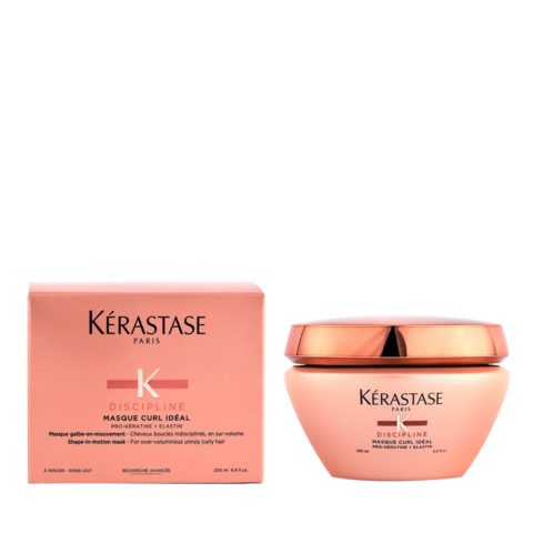 Kerastase Discipline Masque Curl ideal 200ml - Masque intensif boucles
