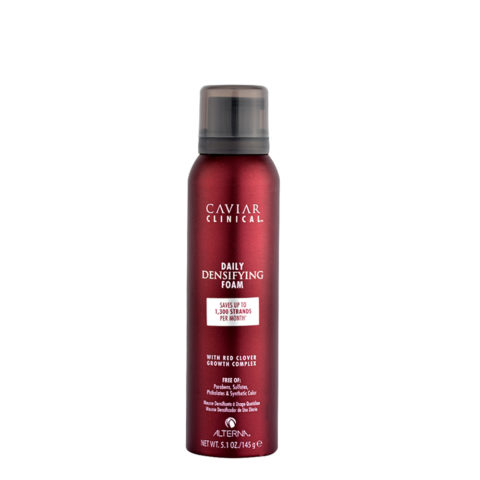 Alterna Caviar clinical Daily densifying foam 145gr