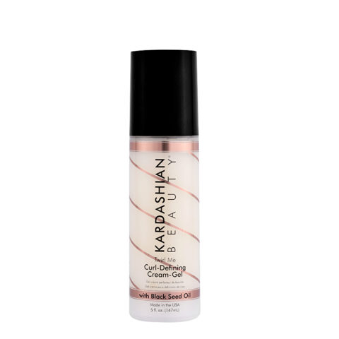 Kardashian beauty Twirl me Curl defining cream-gel 147ml - Crème de coiffage tenue légère