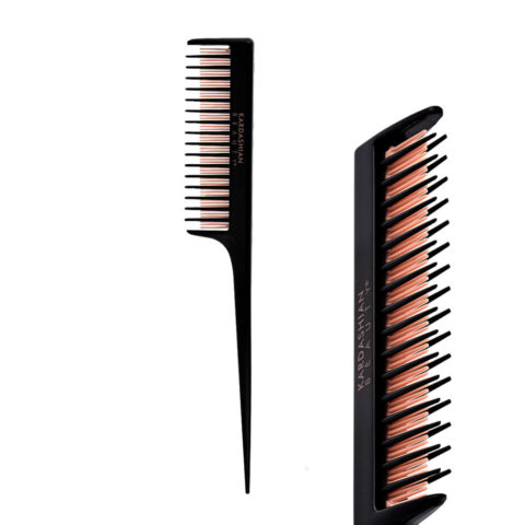 Kardashian beauty Back comb - Peigne à queue avec dents