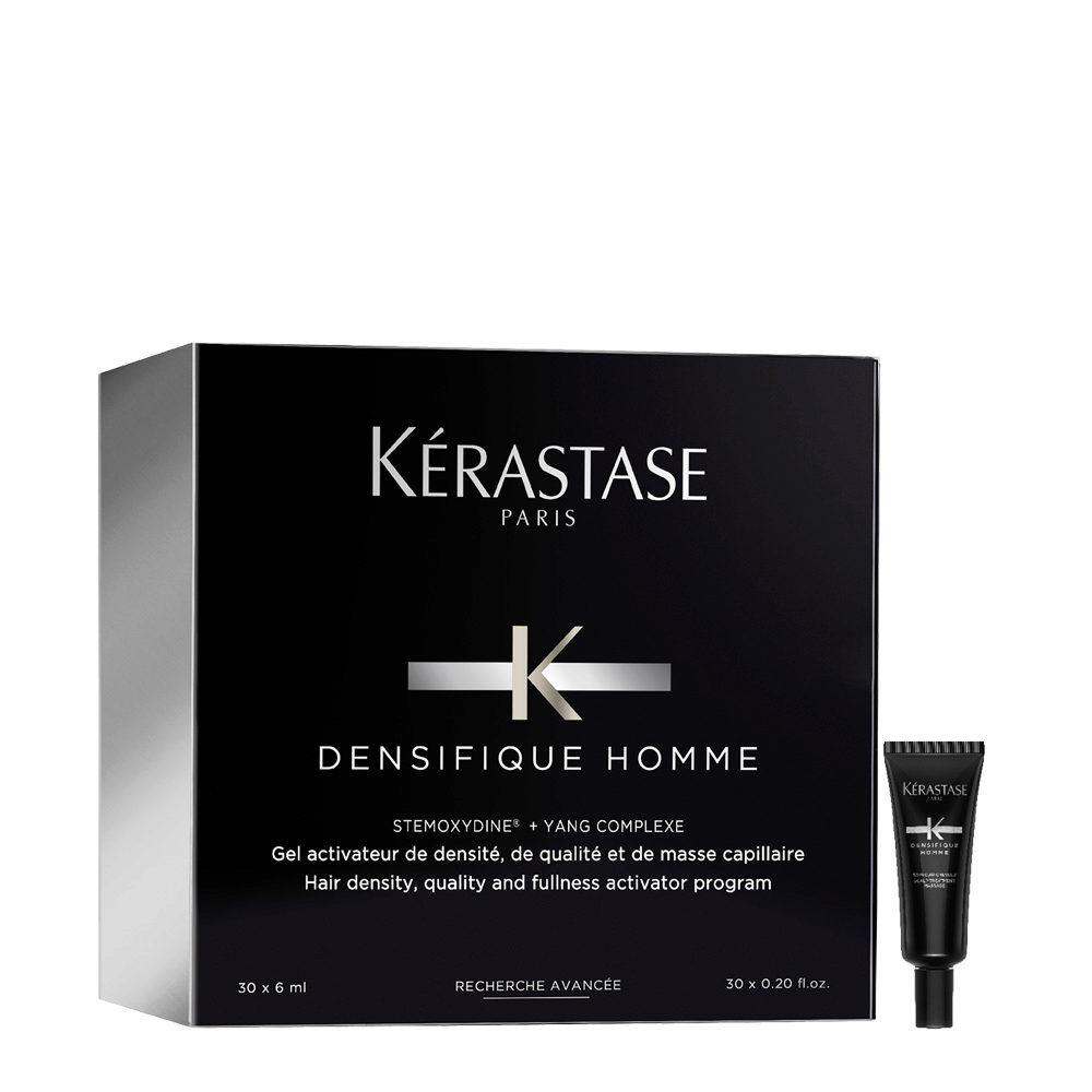 kerastase densifique homme vials 30x6ml hair gallery. Black Bedroom Furniture Sets. Home Design Ideas