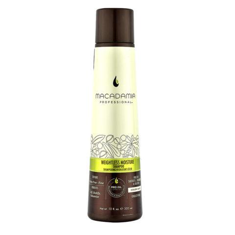 Macadamia Weightless moisture Shampoo 300ml - shampooing hydratant léger