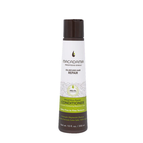 Macadamia Weightless Repair  Conditioner 300ml - après-shampooing hydratant léger