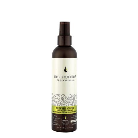 Macadamia Weightless moisture Leave-in conditioning mist 236ml - lait sans rinçage