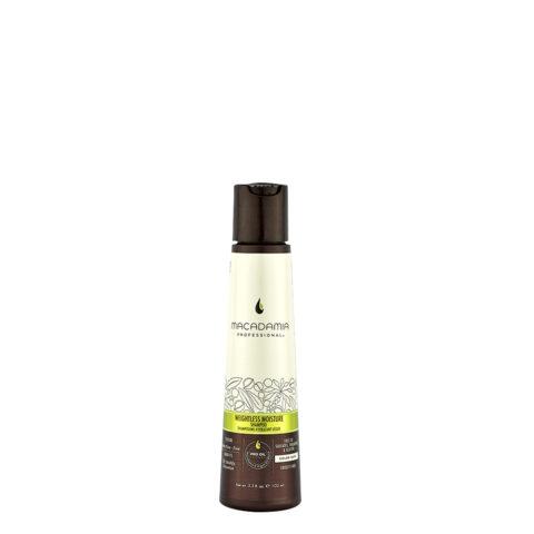 Macadamia Weightless moisture Shampoo 100ml - shampooing hydratant léger