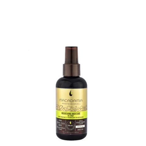 Macadamia Nourishing moisture Oil spray 125ml - Soin en huile hydratant et nutritif