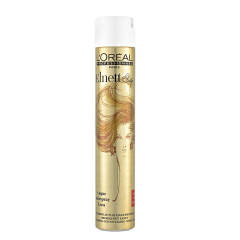 L'Oreal Hairspray Elnett Fixation Normale 500ml