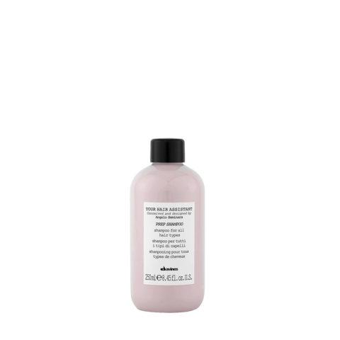 Davines YHA Prep shampoo 250ml - Shampooing hydratant