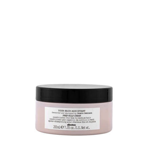 Davines YHA Prep mild cream 200ml - Conditionneur hydratant