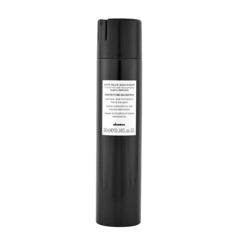 Davines YHA Perfecting hairspray 300ml - spray de finition remodelable