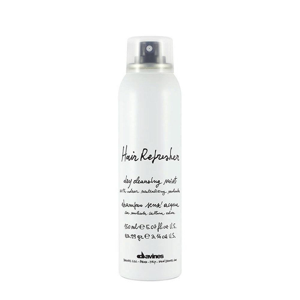 Davines Hair Refresher Dry shampoo 150ml - shampooing sec