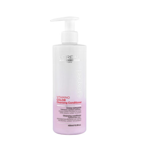 L'Oreal NEW Vitamino color Cleansing conditioner 400ml